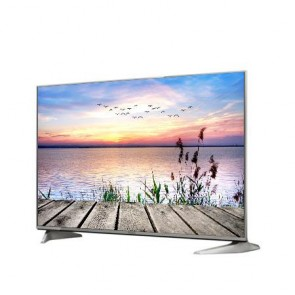 "Televisor LED Panasonic TX-50DXM710 4K Ultra HD Smart TV Quad Core 1600Hz BMR Wifi 50"" plata"